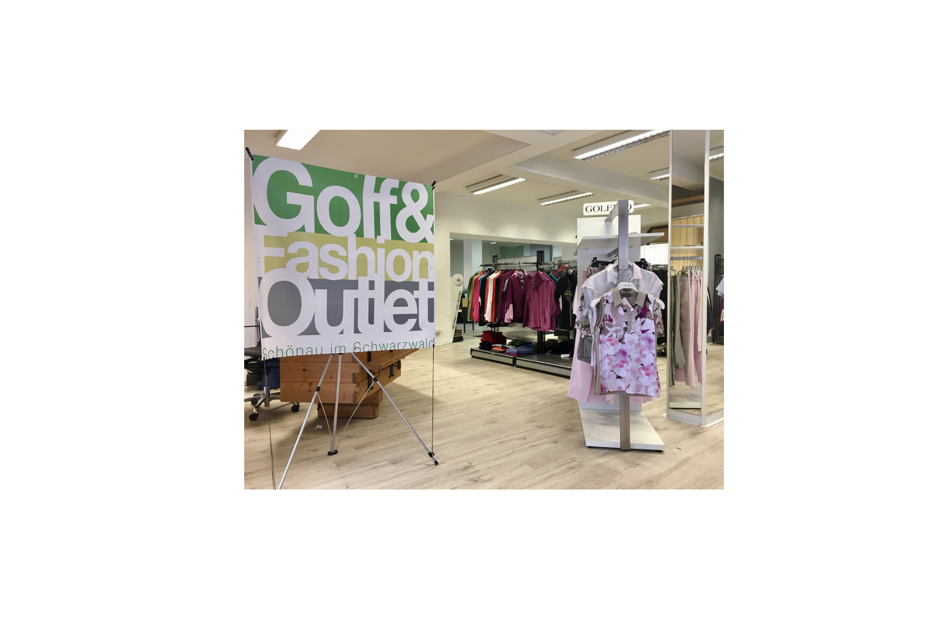 Golf&Fashion Outlet Schönau